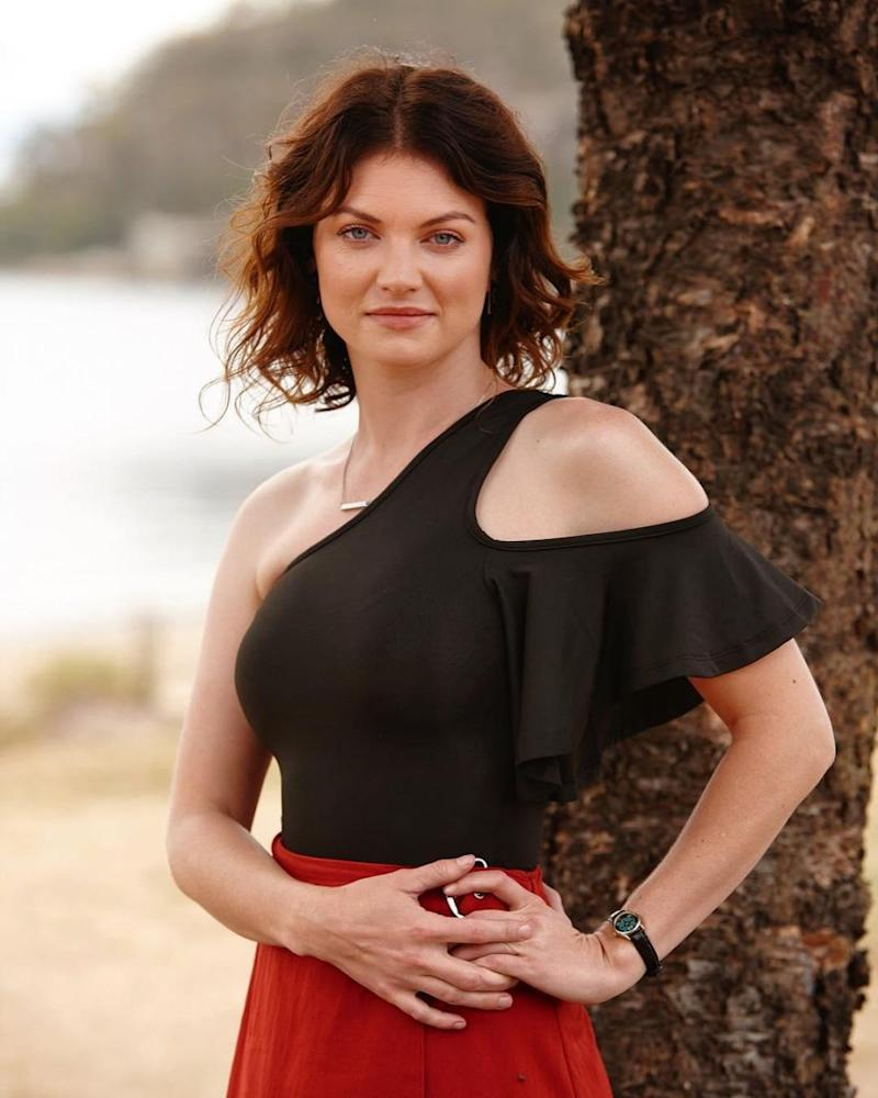 Cariba Heine is cast as Home and Away's newest villain Ebony. Source: Seven