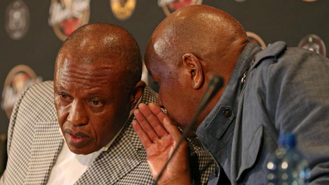 The Bucs chairman paid tribute to counterpart Kaizer Motaung for his patience and discipline in building the Amakhosi brand for the past 50 years