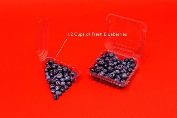 """<div class=""""caption-credit"""">Photo by: Refinery29</div><div class=""""caption-title""""></div><b>Blueberries: 1.2 cups per 100 calories</b> <p>  You've heard it before: Not only are they delicious, but these little guys pack a serious nutritional punch. Blueberries contain more antioxidants than almost any other fruit. Maybe even better, they help keep your brain in tip-top shape. As <a rel=""""nofollow"""" href=""""http://www.simplybeautifulmom.com/"""" target=""""_blank"""">nutritionist Hillary Irwin</a> points out, """"Blueberries contain anthocyanins, which have been linked to an increase in neuronal signaling in brain centers, and studies show they may help improve memory function."""" Careful, though - blueberries are naturally high in sugar (1.2 cups contains about 18 grams of the sweet stuff), so resist the urge to add them to sugary cereal or granola. We recommend stirring them into unsweetened Greek yogurt for a filling, nutritious breakfast.  <br> </p>"""
