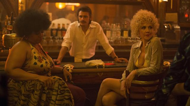 "Although HBO's other New-York-in-the-'70s scheme, 2016′s ""Vinyl,"" only lasted one season, the series created by ""The Wire"" alums David Simon and George Pelecanos will keep the cameras rolling."