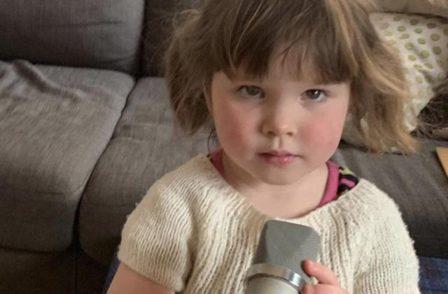 Toddler's heartbreaking ballad about dinosaurs in love goes viral: 'Fully sobbing'