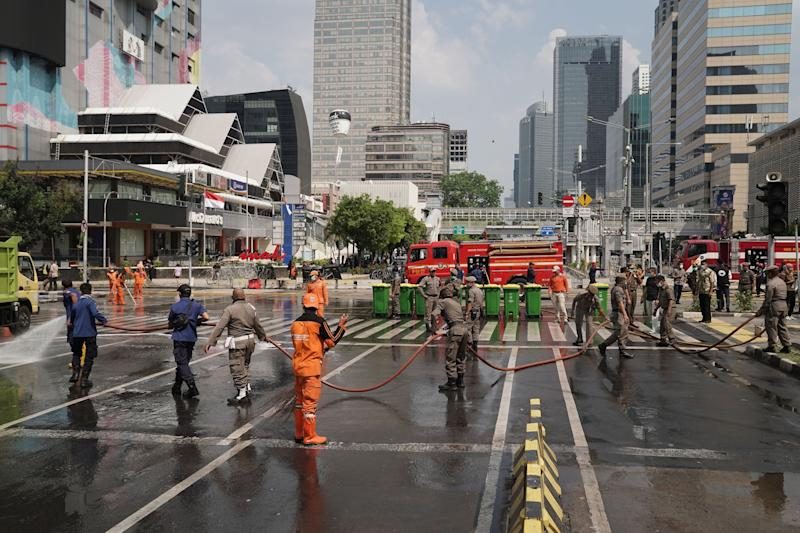 Deadly Jakarta Riots Revive Fears ofSectarian Violence