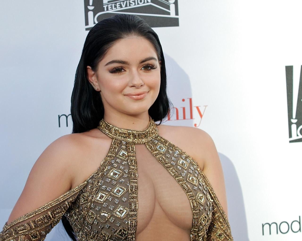 Information not ariel winter 7 daddy s girl think