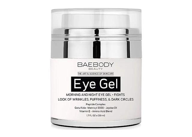 Baebody Eye Gel is an Amazon best-seller with over 4,000 reviews. (Photo: Amazon)