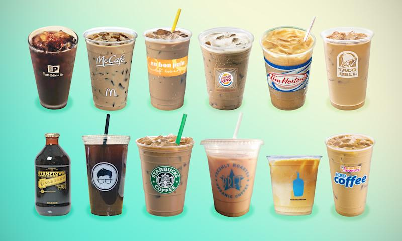 I Tried 12 Iced Coffees and Here's the Best One