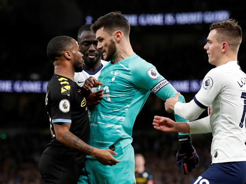 Manchester City s'incline contre Tottenham