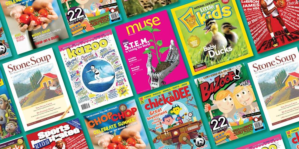 Best Magazine Subscriptions for Kids to Encourage Learning