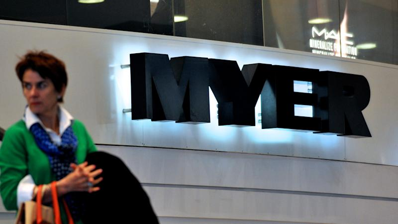 Myer turnaround on track, says CEO Umbers