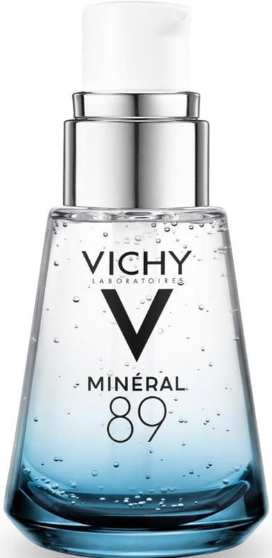 <p>If you need a boost of hydration, the <span>Vichy Minéral 89 Face Serum</span> ($20) hydrates, plumps, and fortifies skin with hyaluronic acid and a mineral-rich formula.</p>
