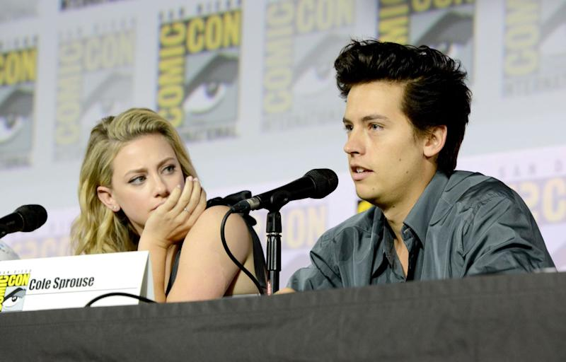 Cole Sprouse and Lili Reinhart had a messy break-up, source reveals