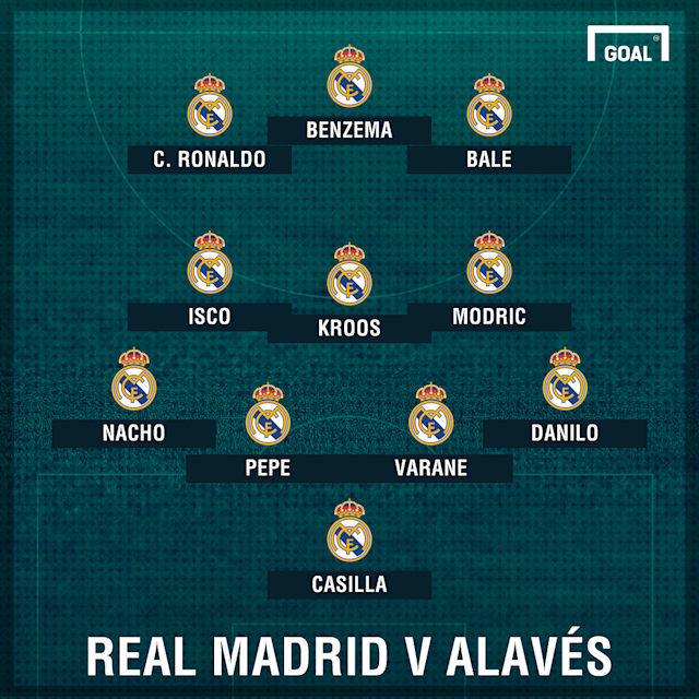 PS once Real Madrid Alavés