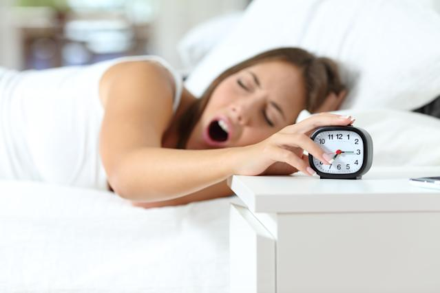 Many are waking feeling groggy during the coronavirus lockdown. (Getty Images)