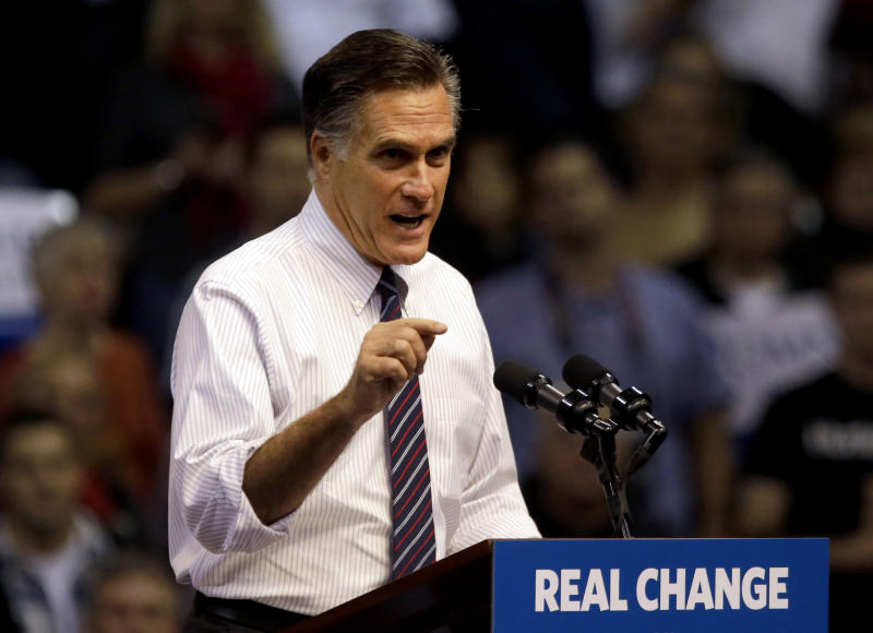 Top Republicans say Romney didn't offer specifics