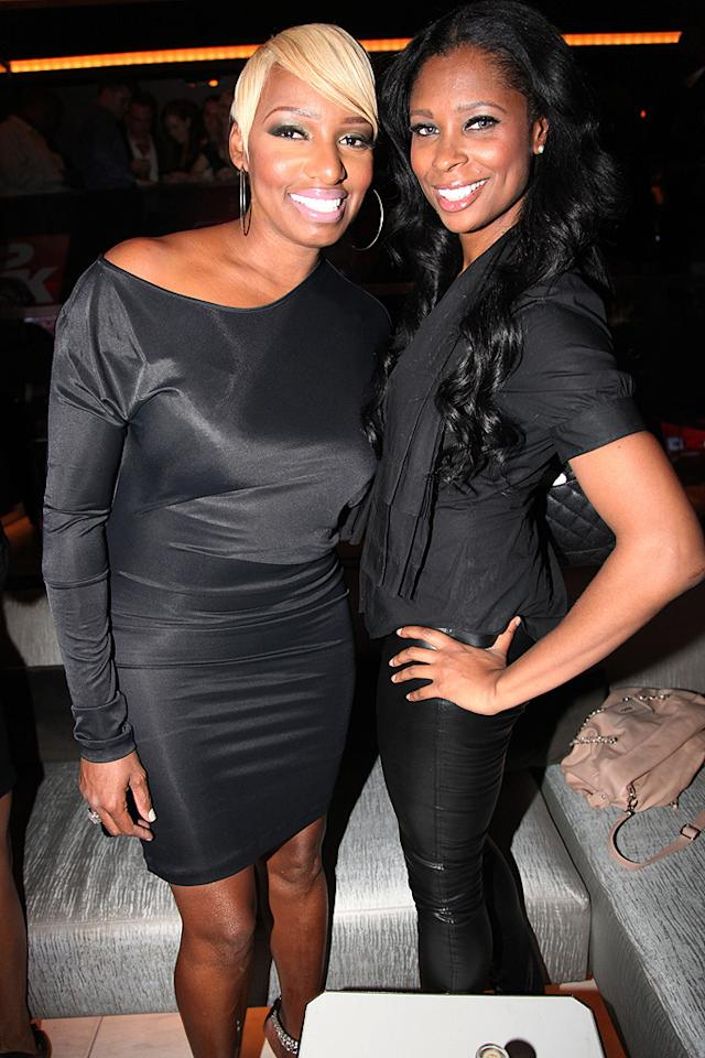 "<p class=""MsoNormal"">Surprise besties NeNe Leakes of ""The Real Housewives of Atlanta"" and Jennifer Williams of VH1's ""Basketball Wives"" struck a pose together. Earlier in the week, Jennifer tweeted her excitement about NeNe's new primetime TV gig. ""Who tuned into The New Normal and saw my girl @NeNeLeakes doing her thing?? So very proud of her!"" (9/26/12)</p>"