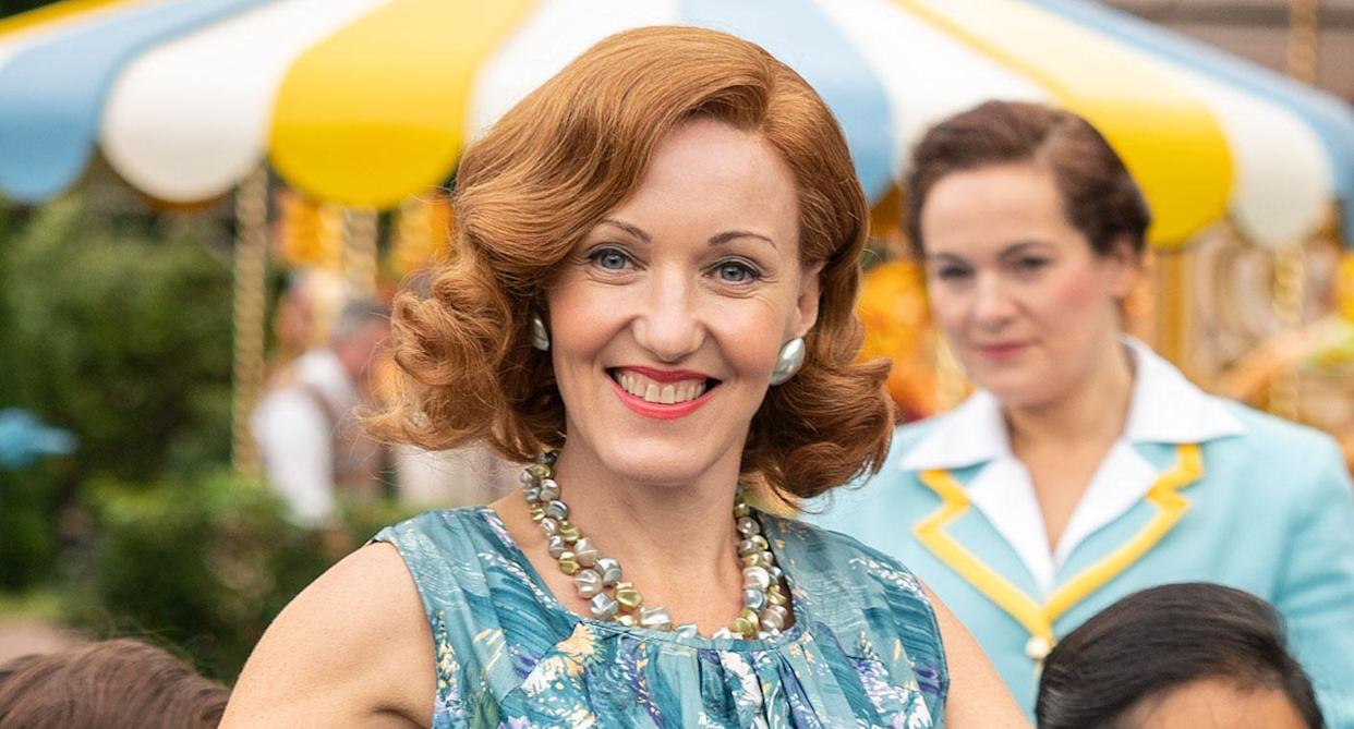 Kacey Ainsworth as Cathy Keating in Grantchester (ITV)