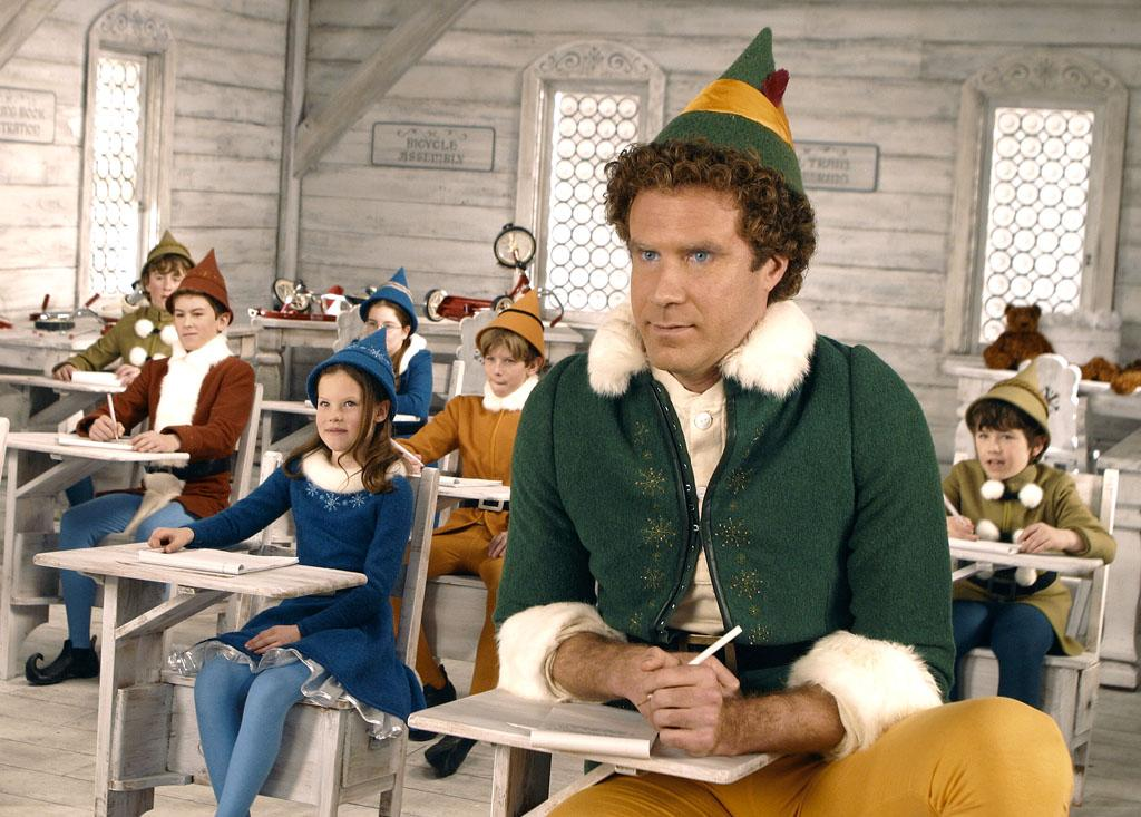 """Elf"" on ABC Family  