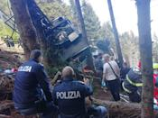 <p>(Handout photo by the Italian State Police via Getty Images)</p>