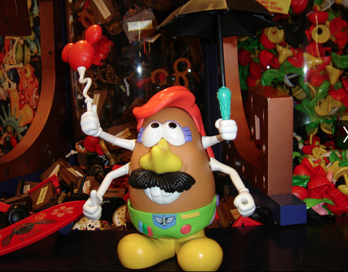 Image of Mr. Potato Head