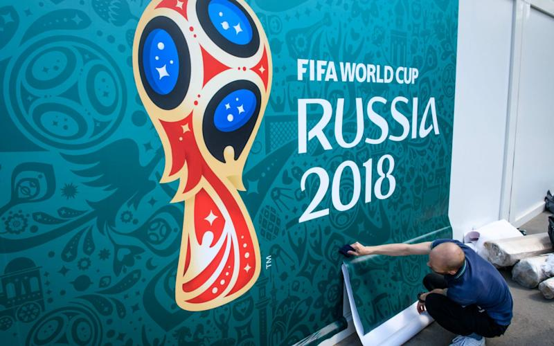 The World Cup opening ceremony in Moscow will declare the tournament  - AFP