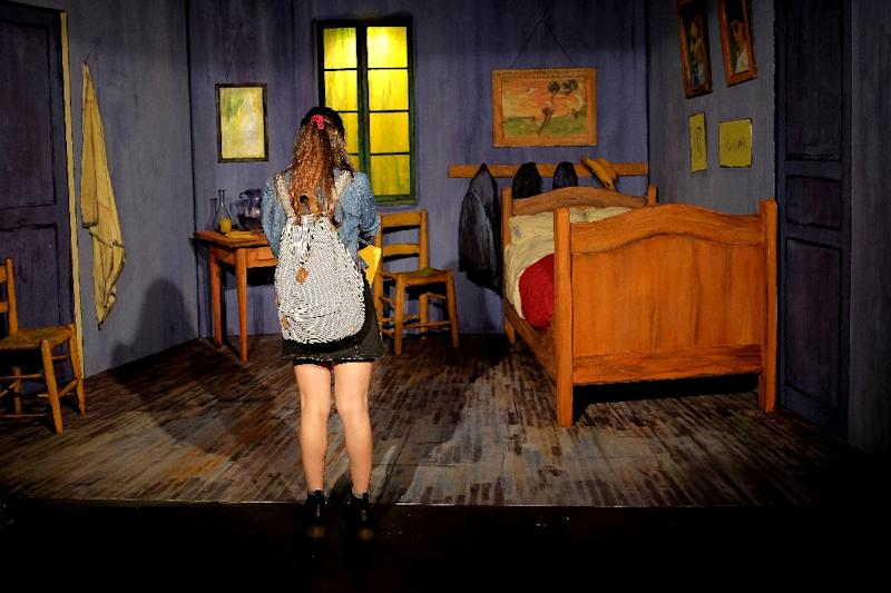 Is Van Gogh\'s famous bed lurking in a Dutch attic?