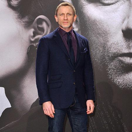 Tough Bond Daniel Craig