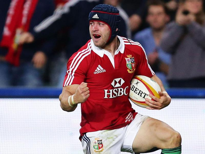 Halfpenny was the player of the series on the 2013 tour of Australia (Getty)