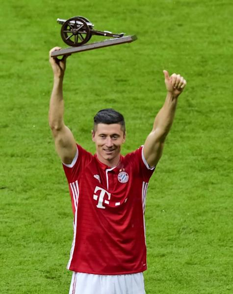 Niko Kovac said Poland striker Robert Lewandowski 'needs affection'