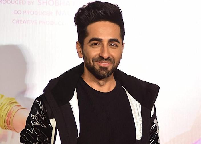 Bollywood actor Ayushmann Khurrana