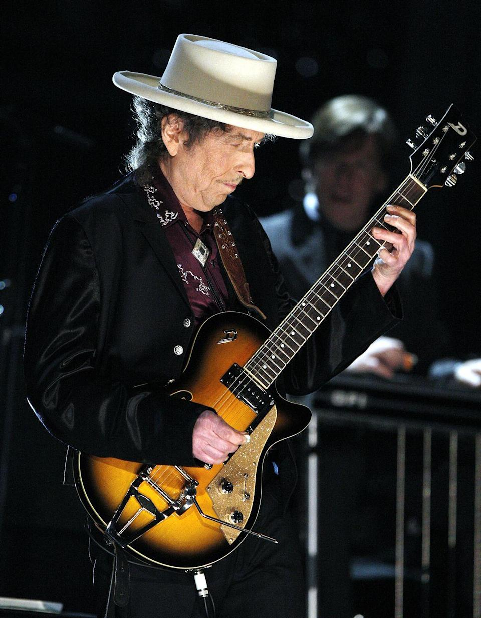"""<p>Bob Dylan seems like a strange fit for a Christmas album, but his <em><a href=""""https://www.amazon.com/Christmas-Heart-Bob-Dylan/dp/B002MW50KO?tag=syn-yahoo-20&ascsubtag=%5Bartid%7C10055.g.2680%5Bsrc%7Cyahoo-us"""" rel=""""nofollow noopener"""" target=""""_blank"""" data-ylk=""""slk:Christmas in the Heart"""" class=""""link rapid-noclick-resp"""">Christmas in the Heart</a> </em>features this jaunty, accordion-filled tune that no one can resist. </p><p><a class=""""link rapid-noclick-resp"""" href=""""https://www.amazon.com/Must-Be-Santa/dp/B002R4M3MU?tag=syn-yahoo-20&ascsubtag=%5Bartid%7C10055.g.2680%5Bsrc%7Cyahoo-us"""" rel=""""nofollow noopener"""" target=""""_blank"""" data-ylk=""""slk:AMAZON"""">AMAZON</a> <a class=""""link rapid-noclick-resp"""" href=""""https://go.redirectingat.com?id=74968X1596630&url=https%3A%2F%2Fmusic.apple.com%2Fus%2Falbum%2Fchristmas-in-the-heart%2F331549170&sref=https%3A%2F%2Fwww.goodhousekeeping.com%2Fholidays%2Fchristmas-ideas%2Fg2680%2Fchristmas-songs%2F"""" rel=""""nofollow noopener"""" target=""""_blank"""" data-ylk=""""slk:ITUNES"""">ITUNES</a></p>"""