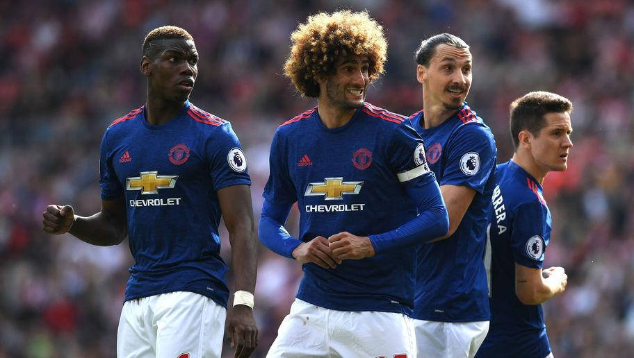 <p>With Wayne Rooney being reduced to an expensive bench decoration, José Mourinho has to find another player to captain that Manchester United team. And with Michael Carrick kicked out of the starting eleven, the Mou had to find someone else. </p> <br /><p>Surprisingly enough, that someone else happened to be Marouane Fellaini. Well, not that any of the other ten had any more legitimacy to carry the armband - which is kind of sad - but the choice sure made United fans laugh. </p> <br /><p>That still didn't prevent the Red Devils from crushing Sunderland 0-3 though.</p>