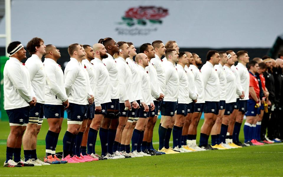 England v Ireland, Autumn Nations Cup 2020: What time is kick-off, what TV channel is it on and what is our prediction? - GETTY IMAGES