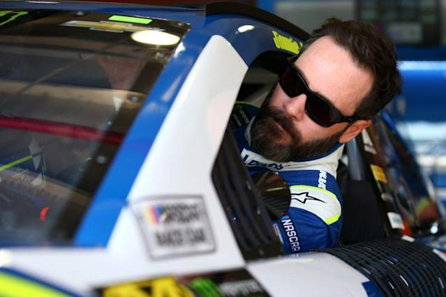 "<a class=""link rapid-noclick-resp"" href=""/nascar/sprint/drivers/213/"" data-ylk=""slk:Jimmie Johnson"">Jimmie Johnson</a> should be able to deliver for fantasy players at Martinsville. (Photo by Sarah Crabill/Getty Images)"