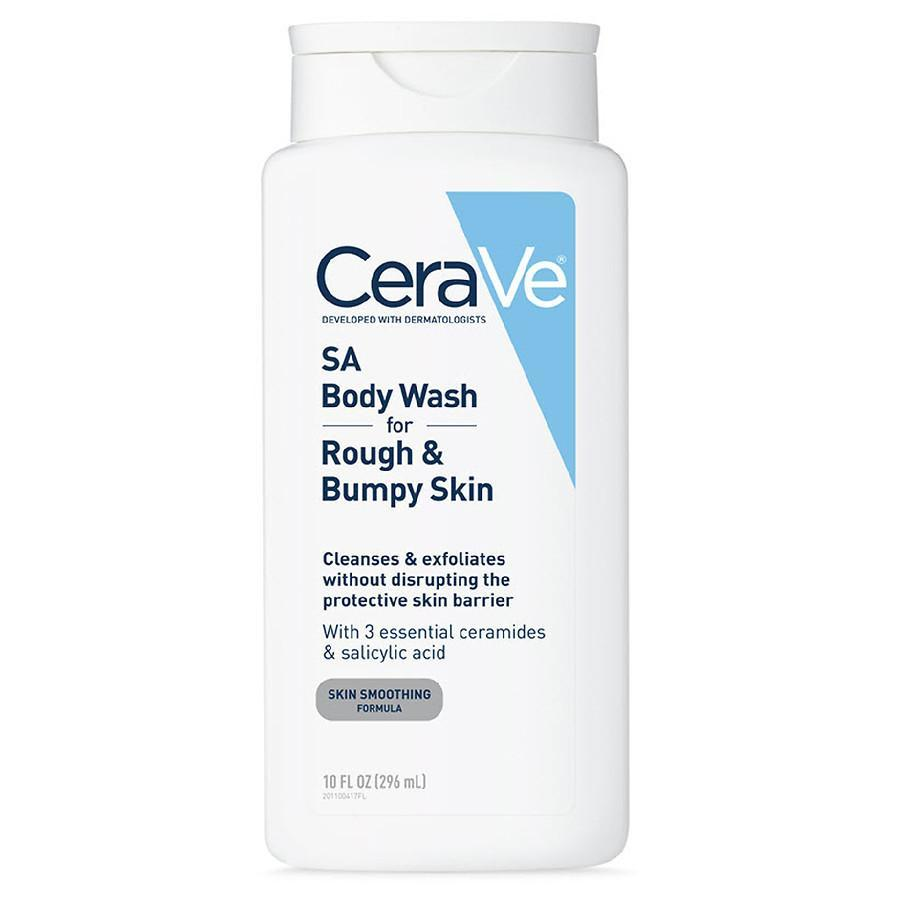 "<p><strong>CeraVe</strong></p><p>walgreens.com</p><p><strong>$13.99</strong></p><p><a href=""https://go.redirectingat.com?id=74968X1596630&url=https%3A%2F%2Fwww.walgreens.com%2Fstore%2Fc%2Fcerave-sa-body-wash-for-rough-and-bumpy-skin%2FID%3Dprod6400037-product&sref=http%3A%2F%2Fwww.seventeen.com%2Fbeauty%2Fmakeup-skincare%2Fg28266948%2Fbest-acne-body-wash%2F"" target=""_blank"">Shop Now</a></p><p>If you want professional help without a prescription, use the CeraVe body wash developed by dermatologists. The key ingredient here is salicylic acid, perfect for kissing those unsightly red bumps goodbye. </p>"