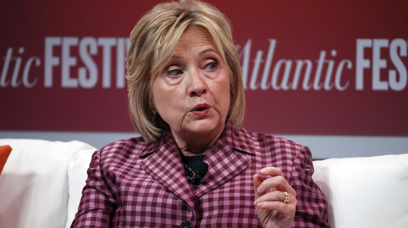 Hillary Clinton: Europe Needs Tougher Immigration Laws To Stave Off Nationalism