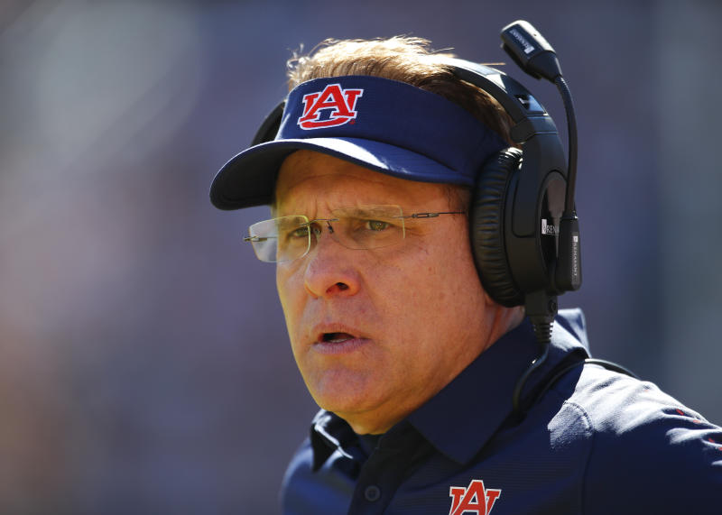 Gus Malzahn Will Be Back At Auburn In 2019