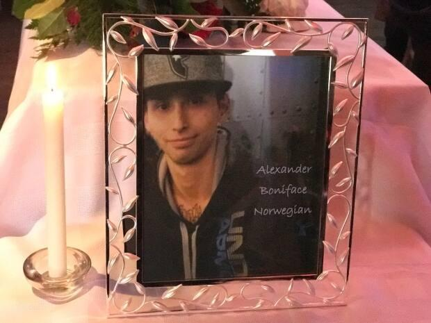 Alexander Norwegian's body was found the morning of Dec. 28, 2017, inside a damaged Mazda Protege.