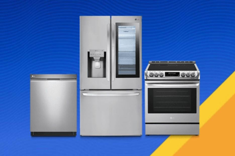 Save big on appliances with Best Buy's latest sale.