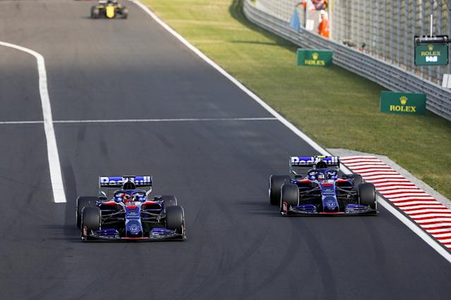 Albon to replace Gasly at Red Bull from Spa
