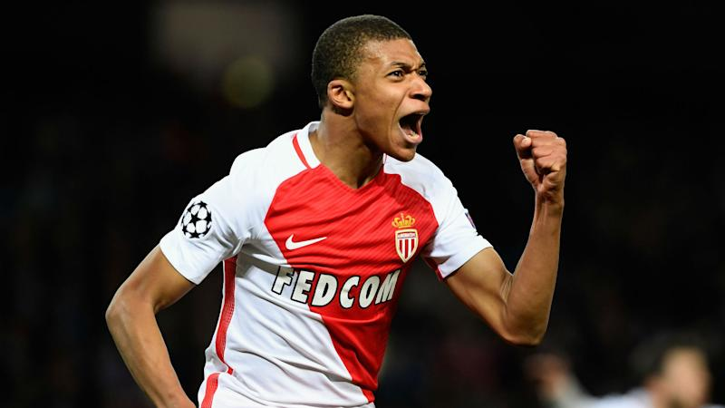 Mbappe and Cavani among the nominees for UNFP awards