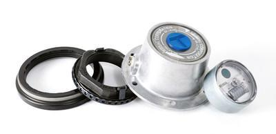 Triseal Wheel-end Products from Amsted Seals and Forming: Wheel Seal, Axle Nut, Hub Cap, Hubodometer