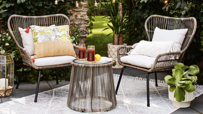 Target's exclusive brands have some great patio offerings.