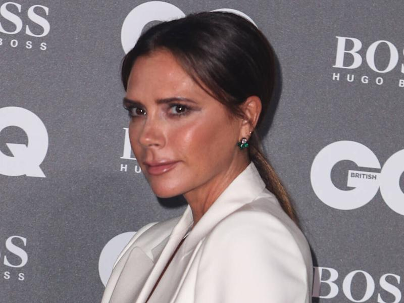 Victoria Beckham once tried out a raw egg white face mask