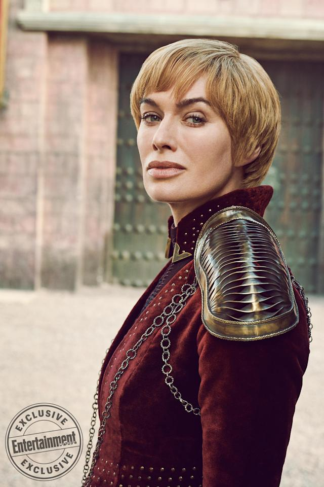 Gorgeous Game of Thrones cast portraits tease season 8 storylines