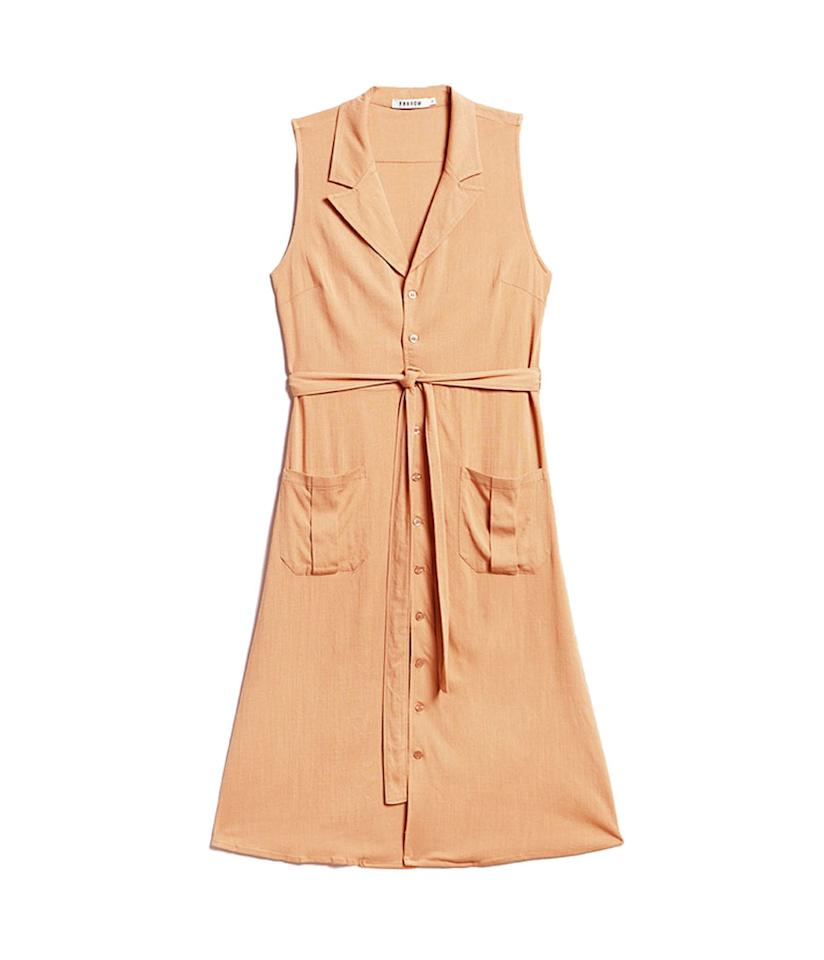 "<p>Castro Dress, $78, <a rel=""nofollow"" href=""http://needsupply.com/womens/clothing/dresses/castro-dress.html"">needsupply.com</a> </p>"
