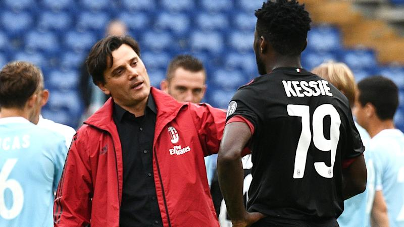 Image result for montella and kessie