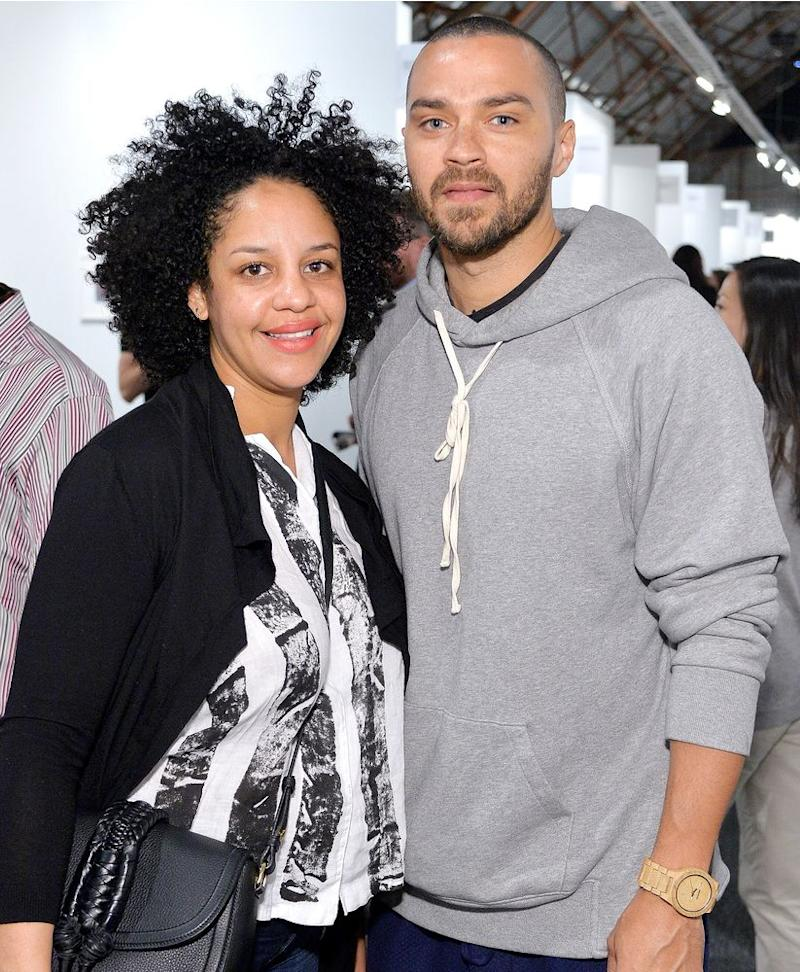 Jesse William married Aryn Drake-Lee after a 5-year relationship