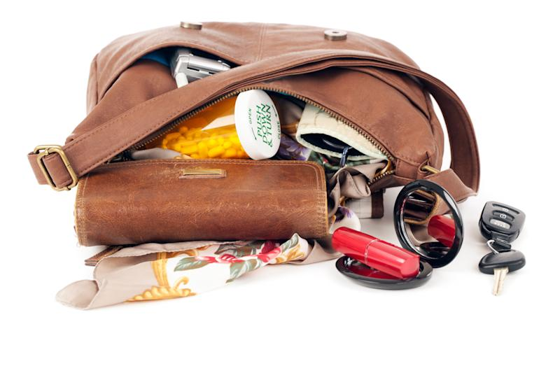 Say goodbye to messy purses with this genius Amazon purse organizer (Photo: Getty Images)
