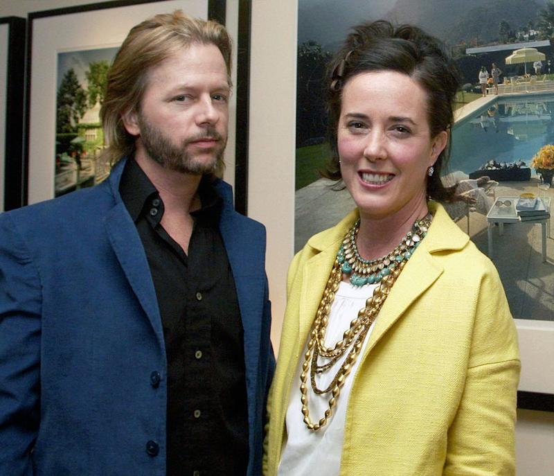 David and Kate Spade