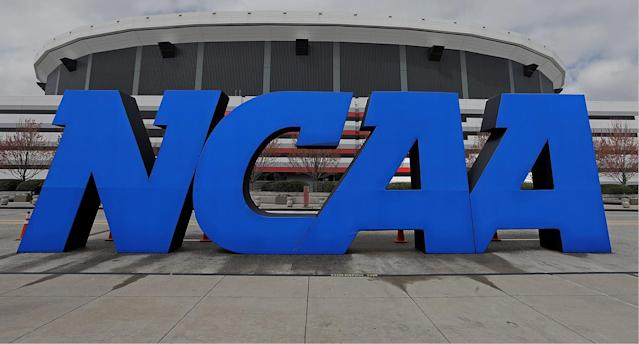 The NCAA tweaked its system of grouping victories to boost the value of winning away from home (Getty Images)
