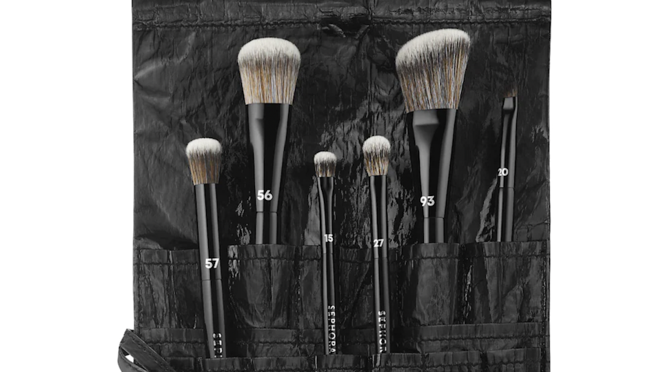 Get six of the brand's best-selling brushes in one pro-level collection.